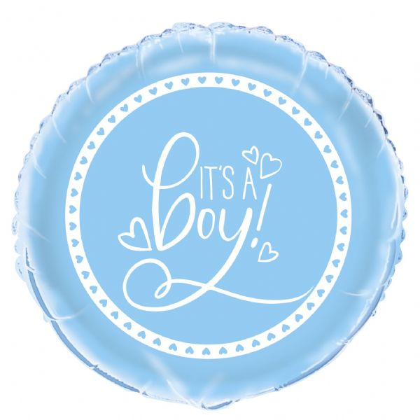 Blue Hearts Baby Shower 18